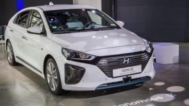 Photo of Hyundai Ioniq testado com nível 4 de condução autónoma