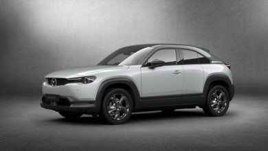 Photo of Mazda's MX-30 electric crossover debuts with 'right sized' battery pack