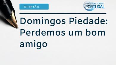 Photo of Domingos Piedade: Perdemos um bom amigo