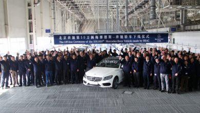 Photo of Chineses da BAIC querem fatia maior na Daimler
