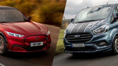 Photo of Mustang Mach-E e Transit vão ter mais em comum do que apenas serem Ford
