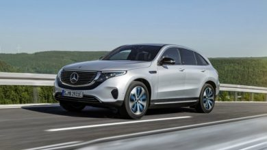 Photo of Daimler says no battery bottleneck for EQC electric crossover