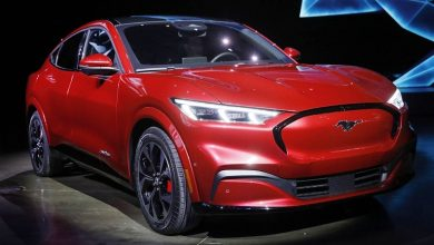 Photo of Ford says reservations full for high-end version of electric Mustang Mach-E