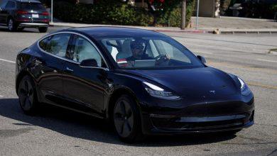 Photo of Tesla Model 3 among Europe's bestsellers in December