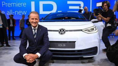 "Photo of Elétricos. CEO da Volkswagen em ""corrida aberta"" contra a Tesla"