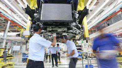"""Photo of COVID-19: indústria automóvel no """"esforço de guerra"""" contra a pandemia"""