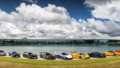 Photo of Nos EUA. McLaren chama 2.763 carros devido a risco de incêndio