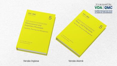 Photo of VDA QMC lança revisão do volume VDA 5 – Processos de Medição e Inspeção. Capacidade, planeamento e gestão (3ª edição)