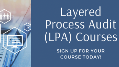 Photo of Layered Process Audit (LPA) Courses
