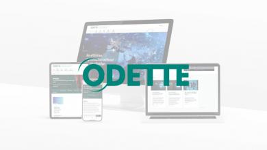 Photo of ODETTE lança novo site